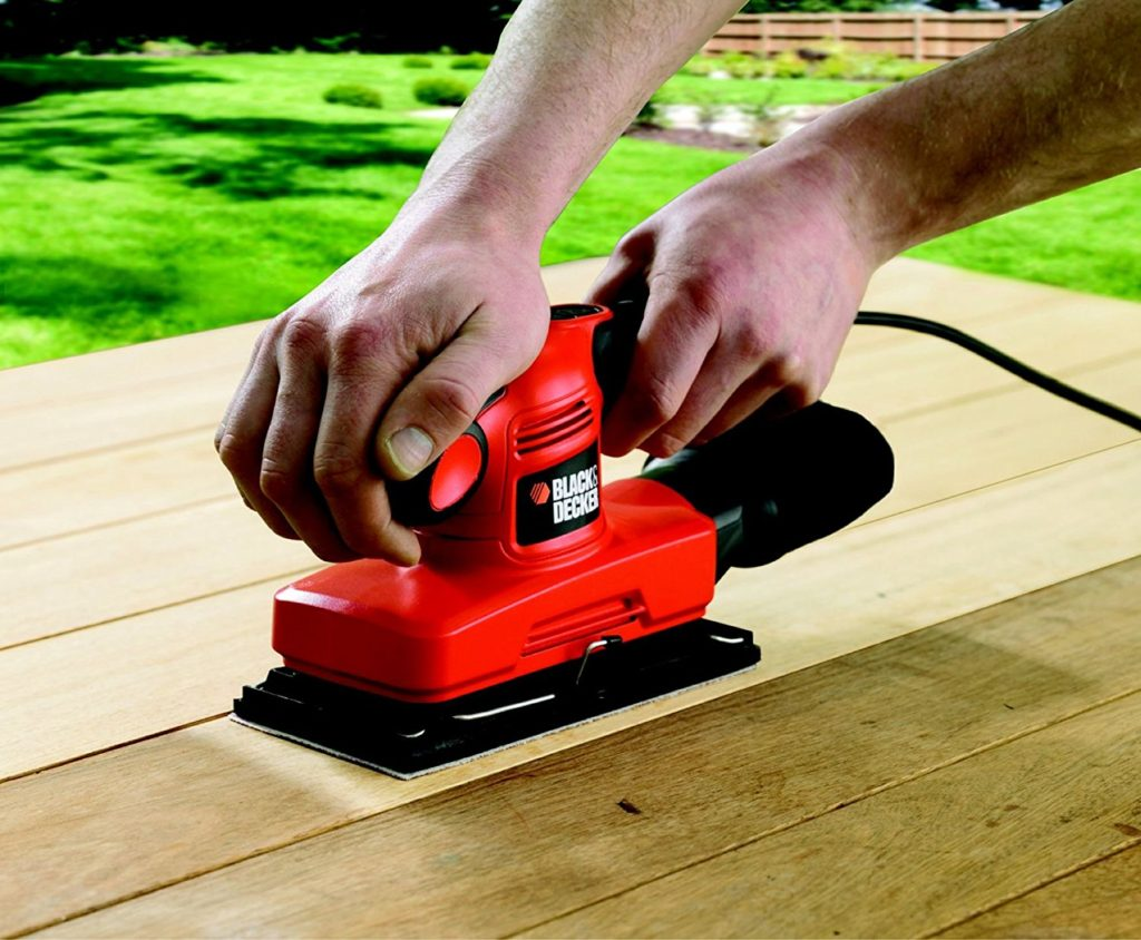 ponce black et decker en action