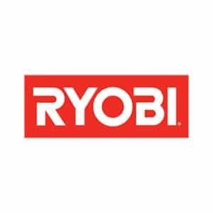 logo ryobi rouge et blanc
